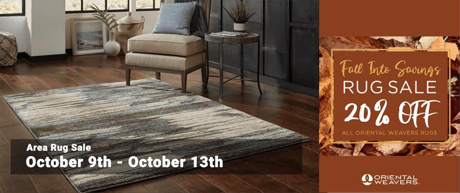oriental weavers area rug sale